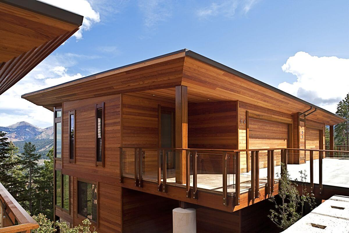 7 Popular Siding Materials To Consider: Cedar-Siding ⋆ G&W Lumber, Accident Maryland Hardware Store
