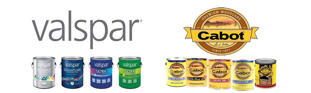 Paint and Stain Products